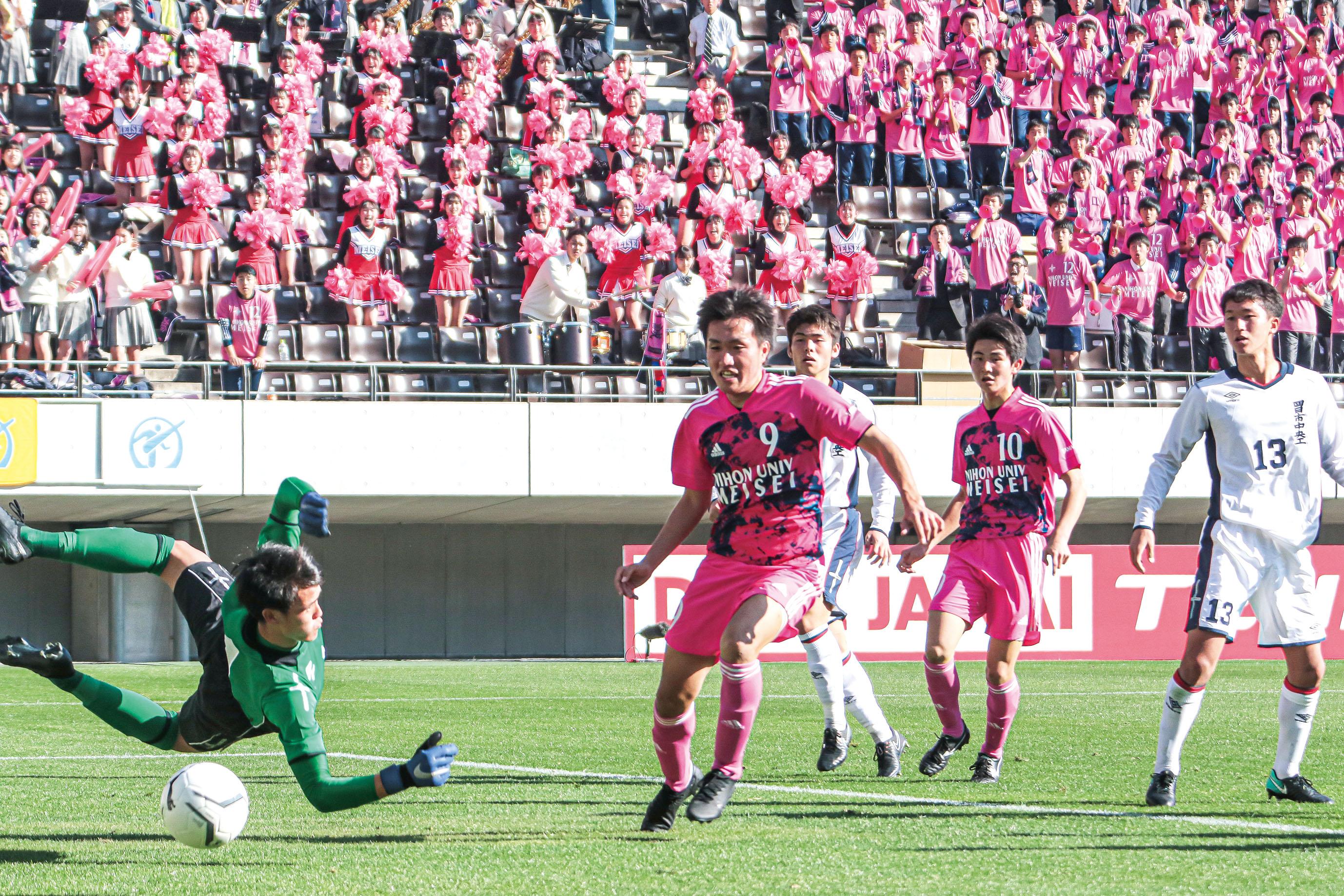 日本大学明誠高等学校の部活動:体育部