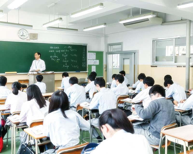 日本大学明誠高等学校の教育課程